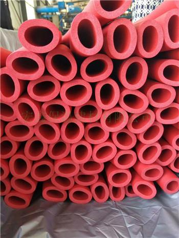 彩色橡塑保溫管