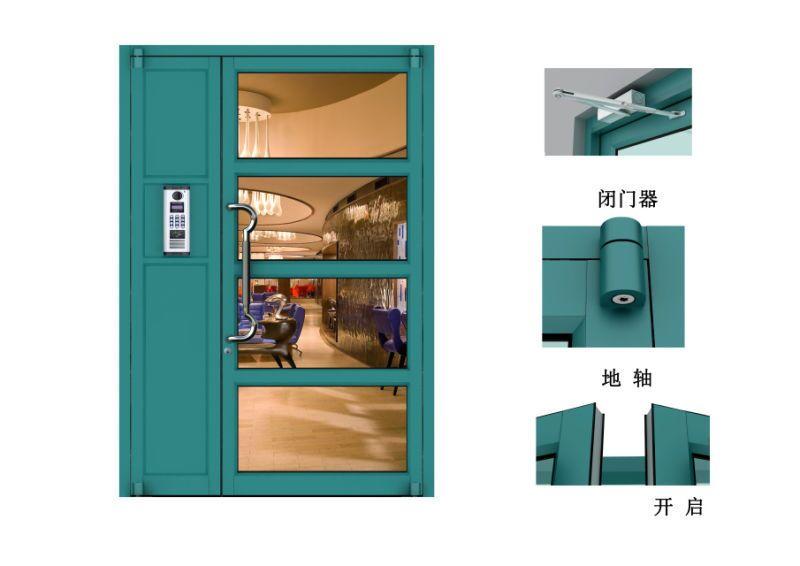 单元楼门禁系统