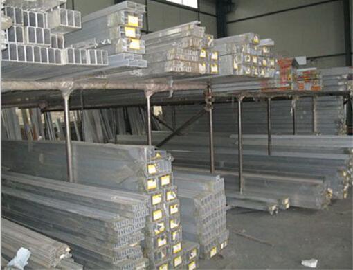 石家庄工业铝合金型材