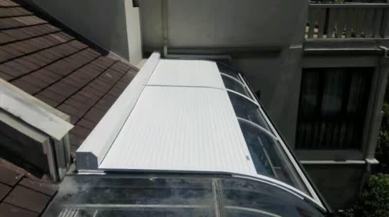 户外遮阳棚