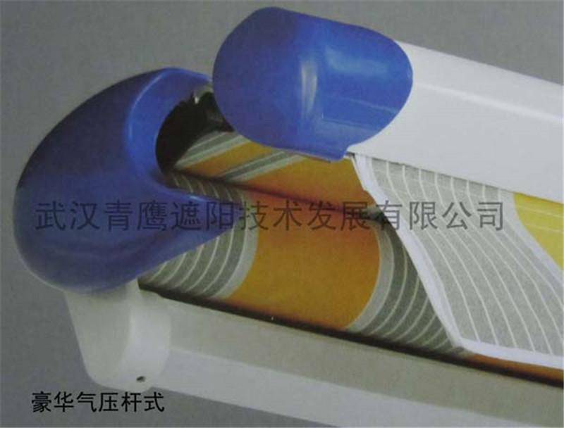 豪华气压杆式遮阳蓬