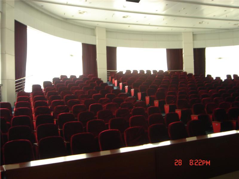武汉大学法学院布艺窗帘