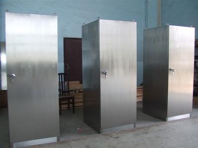 上海不锈钢系列机柜价格