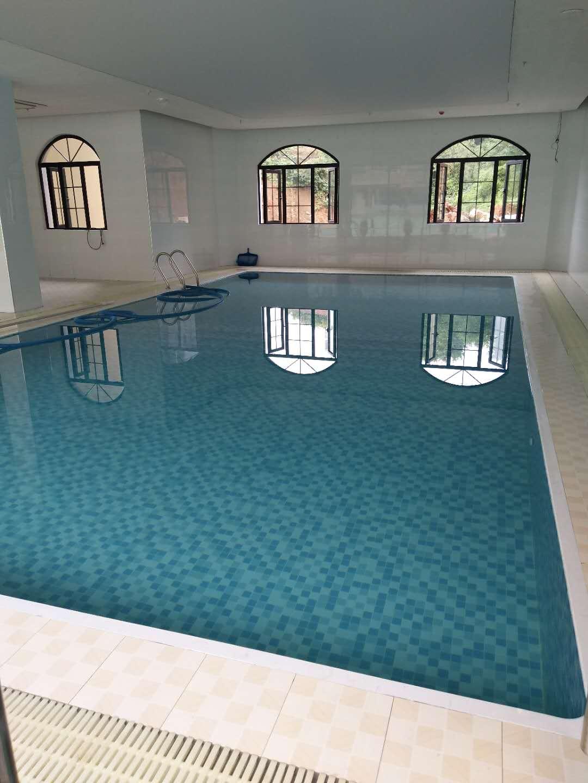 大冶城北幼儿园婴幼儿恒温游泳池