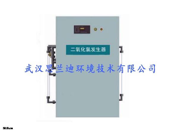 二氧化氯消毒设备