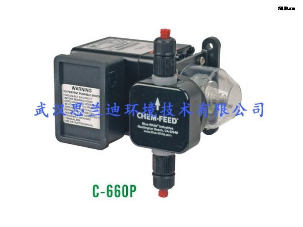 """美国""""兰白""""C-660投药泵"""