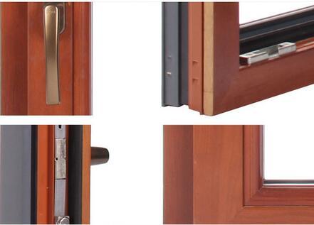 贵阳铝木复合门窗