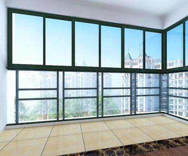 封阳台安装与改造
