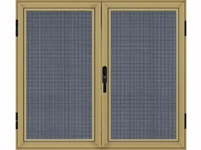 防盗纱窗型材