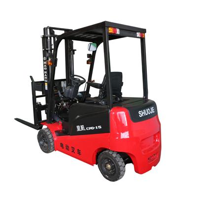 1.5吨电动叉车生产