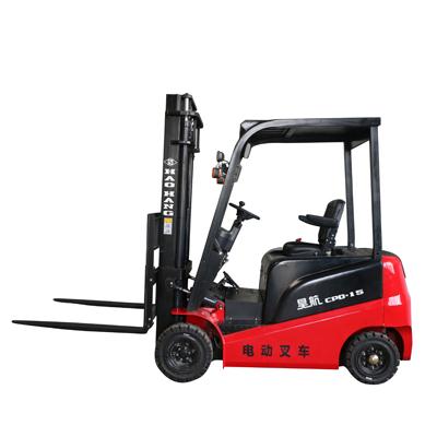 500公斤电动叉车价格