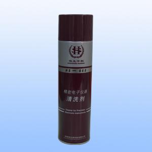 HS-668精密電子儀器清洗劑