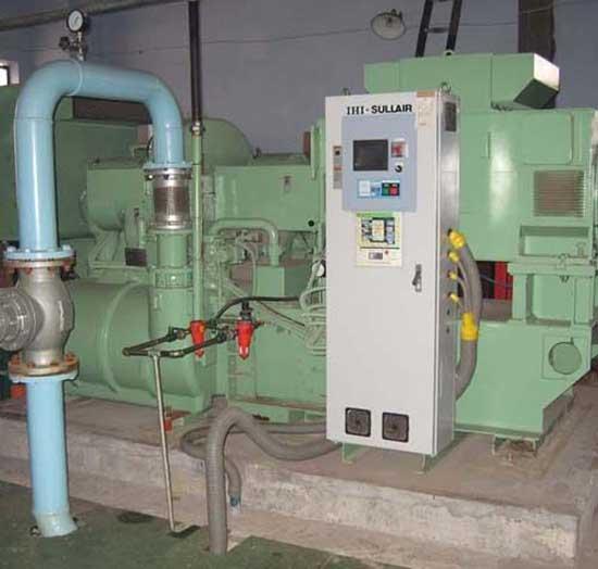 冷卻循環水系統