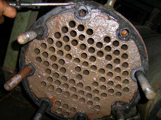 热交换器清洗维修
