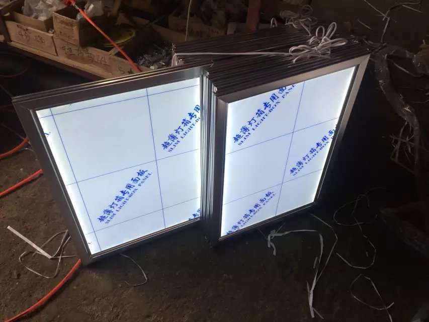 LED手机灯箱定制