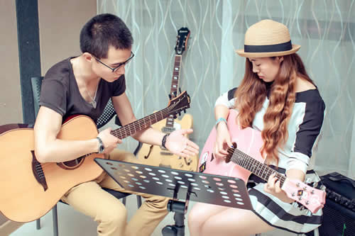 吉他培训中心