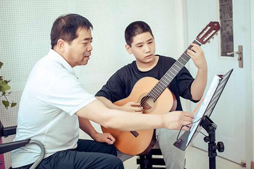 石家庄学吉他