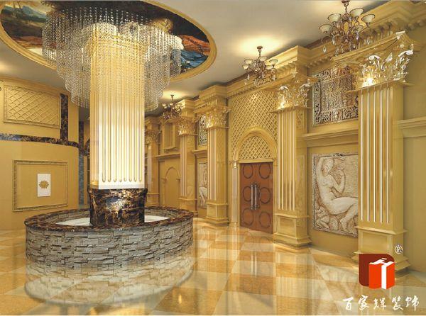 武汉酒店装修设计