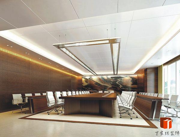 武汉办公室装修设计