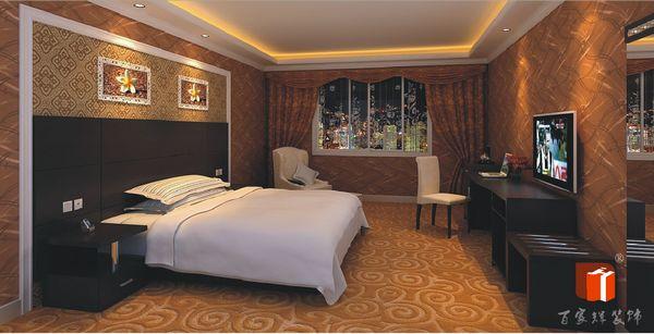 武汉宾馆装修