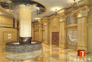 武汉酒店装修