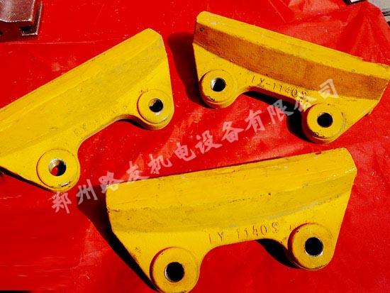 【图文】抛料头的作用_制砂机配件的故障维修