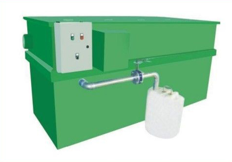 Guizhou FRP grease trap sales