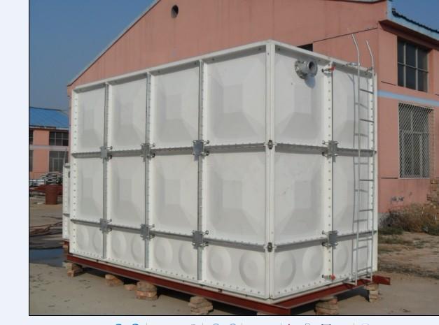 貴陽玻璃鋼水箱製造廠