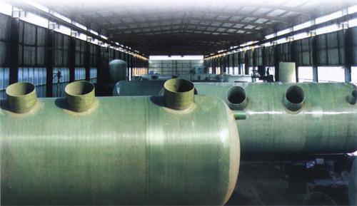 貴州玻璃鋼化糞池公司