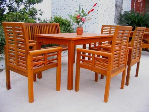贵阳防腐木桌椅销售
