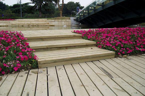 毕节防腐木地板公司