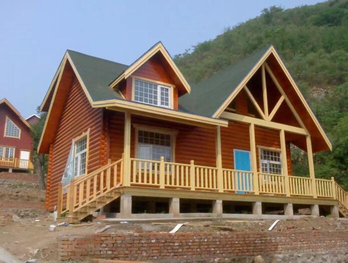 贵阳木房子