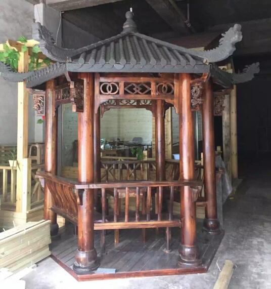贵阳木结构