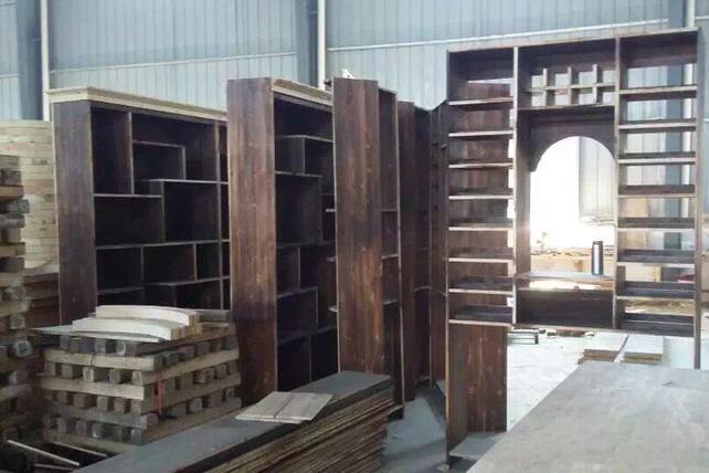 贵阳防腐木酒柜