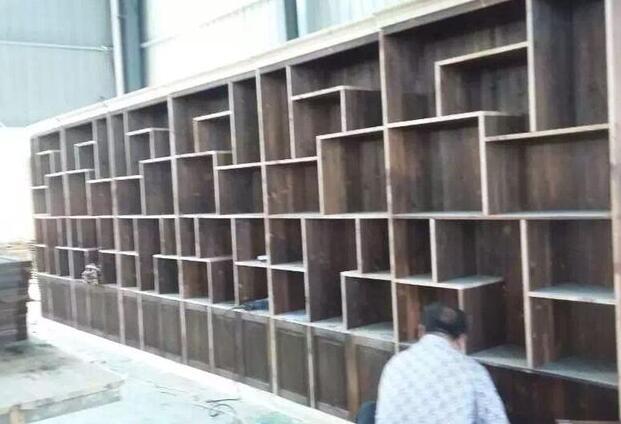 贵州防腐木酒柜