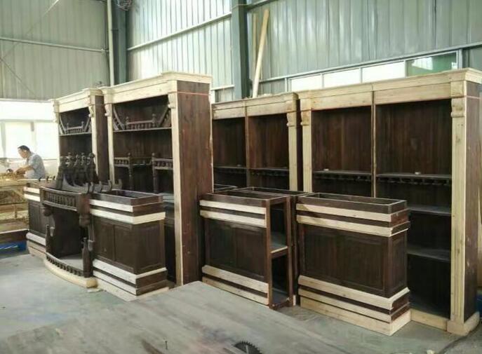 贵州防腐木柜