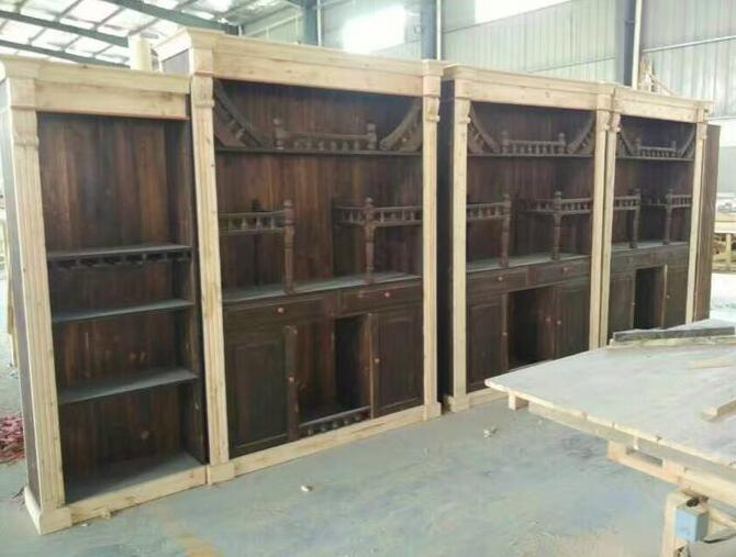 贵阳防腐木柜