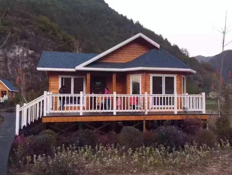 贵阳防腐木木屋别墅