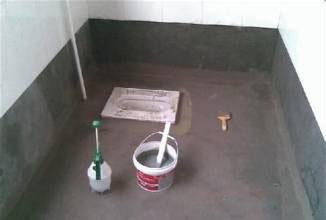花溪卫生间补漏