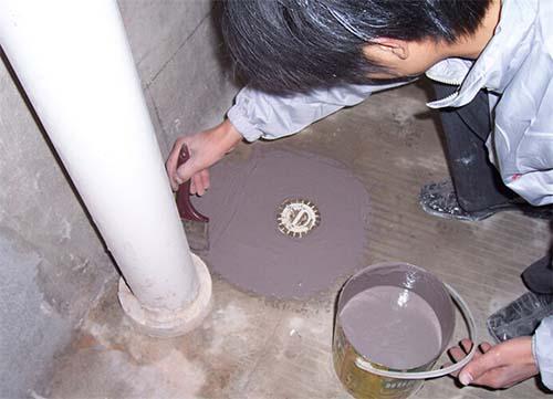 遵义花溪卫生间防水补漏