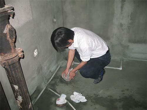 贵州卫生间防水补漏公�? width=