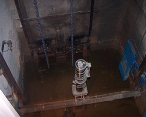 新添寨电梯井防水补漏