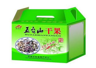 武汉土特产包装盒