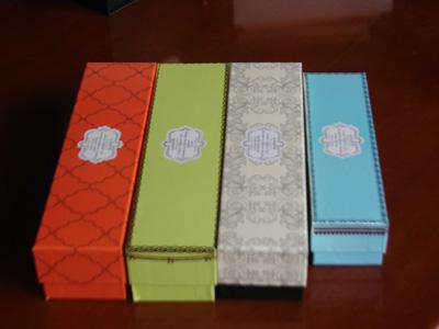 武汉包装盒印刷厂家