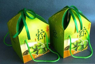 武汉粽子包装盒