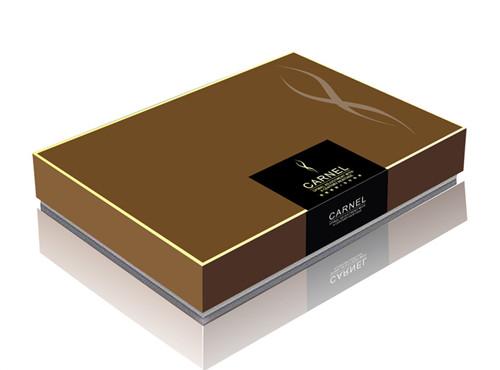 巧克力包装盒制作