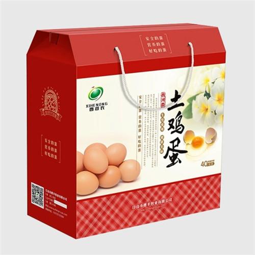 鸡蛋包装盒制作