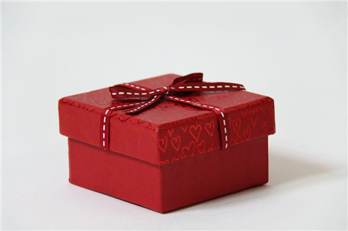 手工制作礼品盒