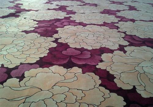 武汉手工地毯选哪家好_银河地毯_黄冈手工地毯