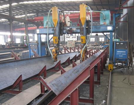 【组图】武汉钢结构设备 武汉钢结构是绿色建筑的用途